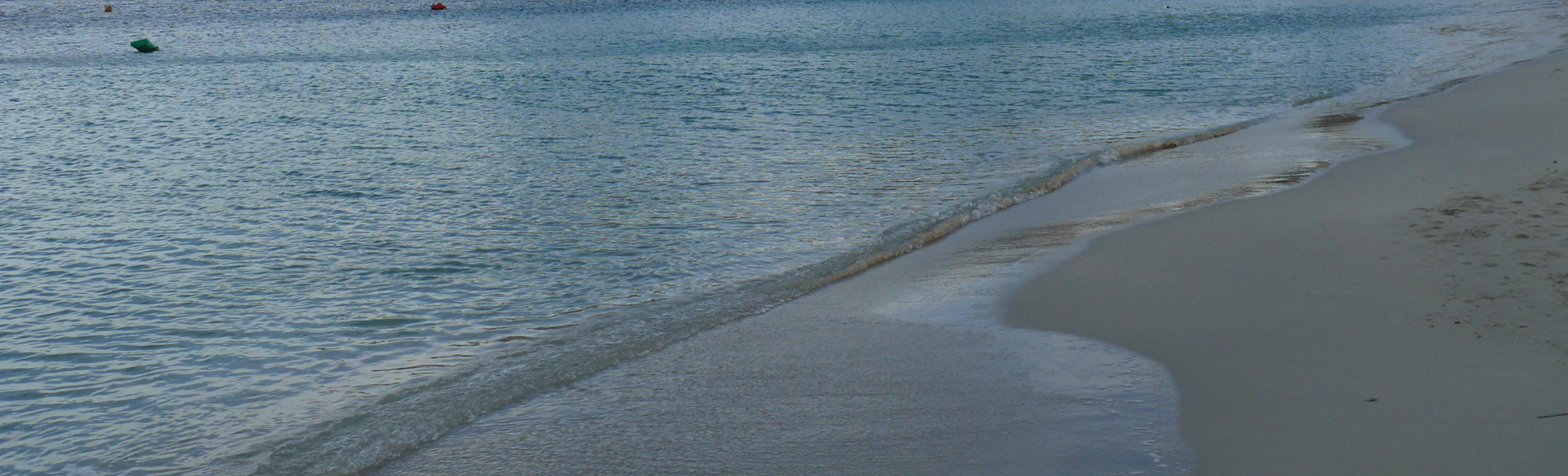 En frente de la playa de Son Matías